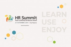 HR Summit revine la Cluj-Napoca! Save the date: 24 Octombrie 2019